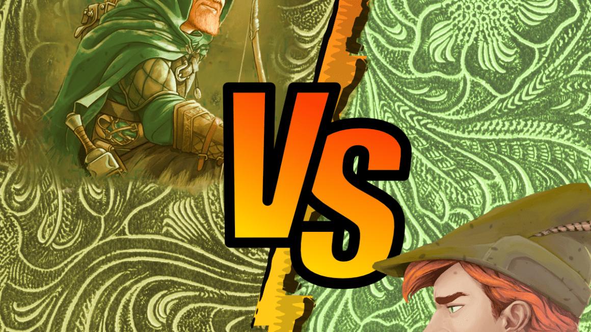 Fairplay 130 – Rezensionen: Robin Wood vs. Robin von Locksley