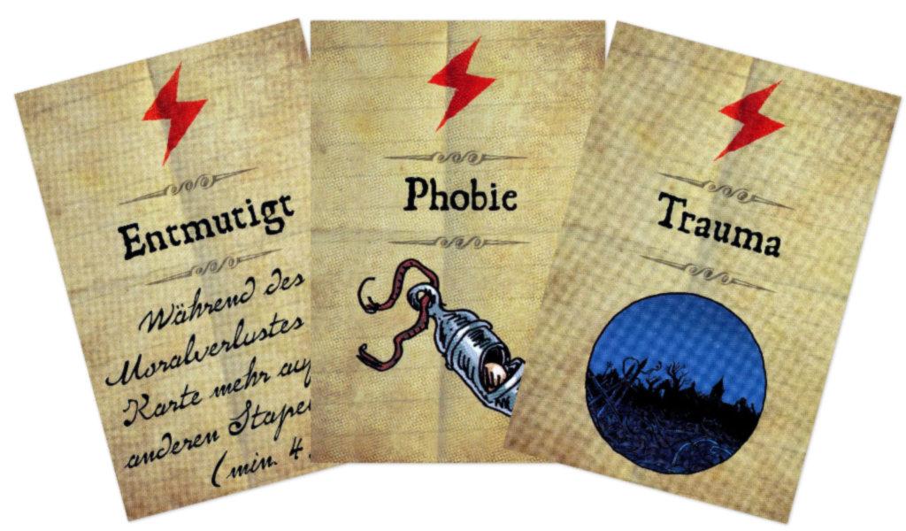 Les Poilus - Spielkarten 1