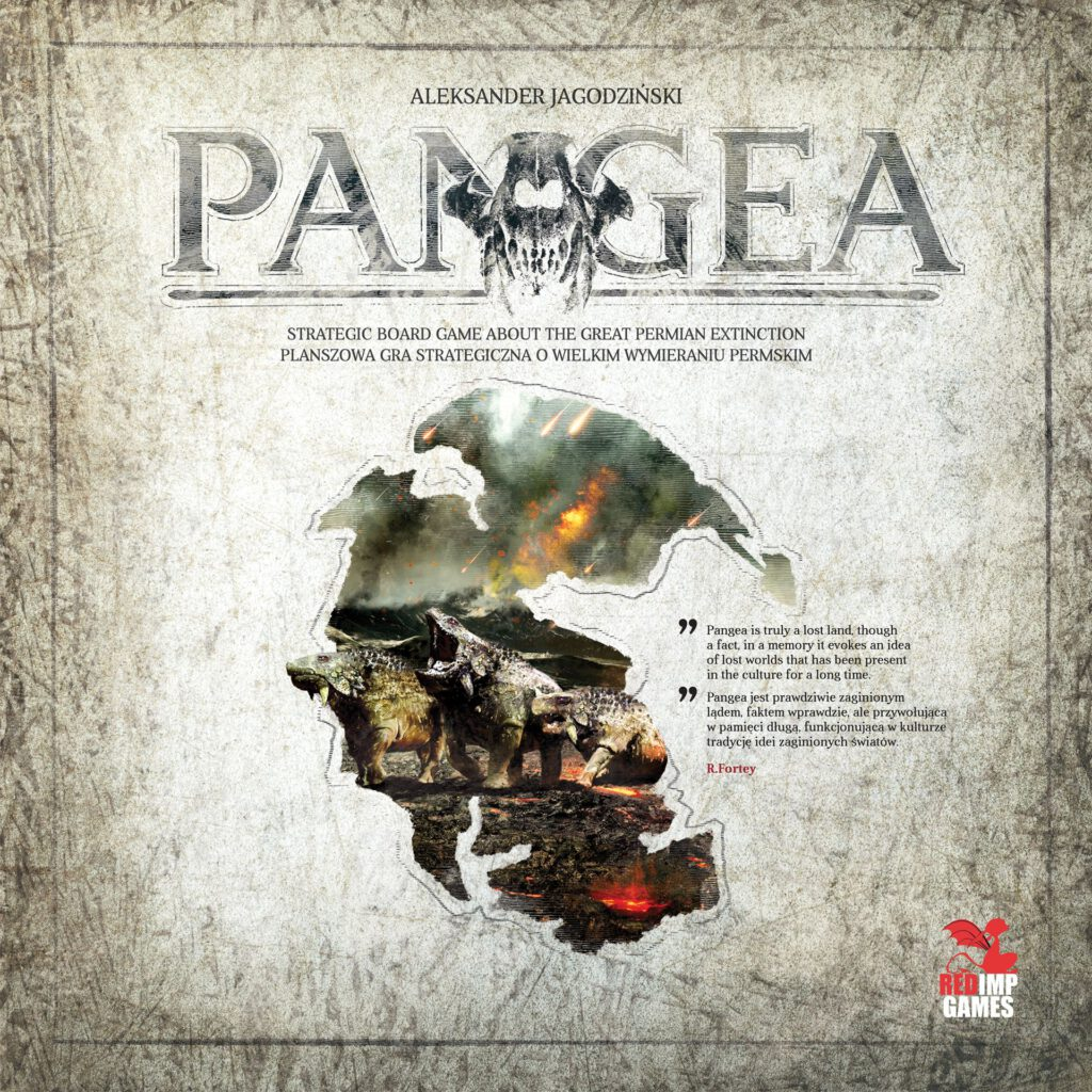 Pangea: Cover