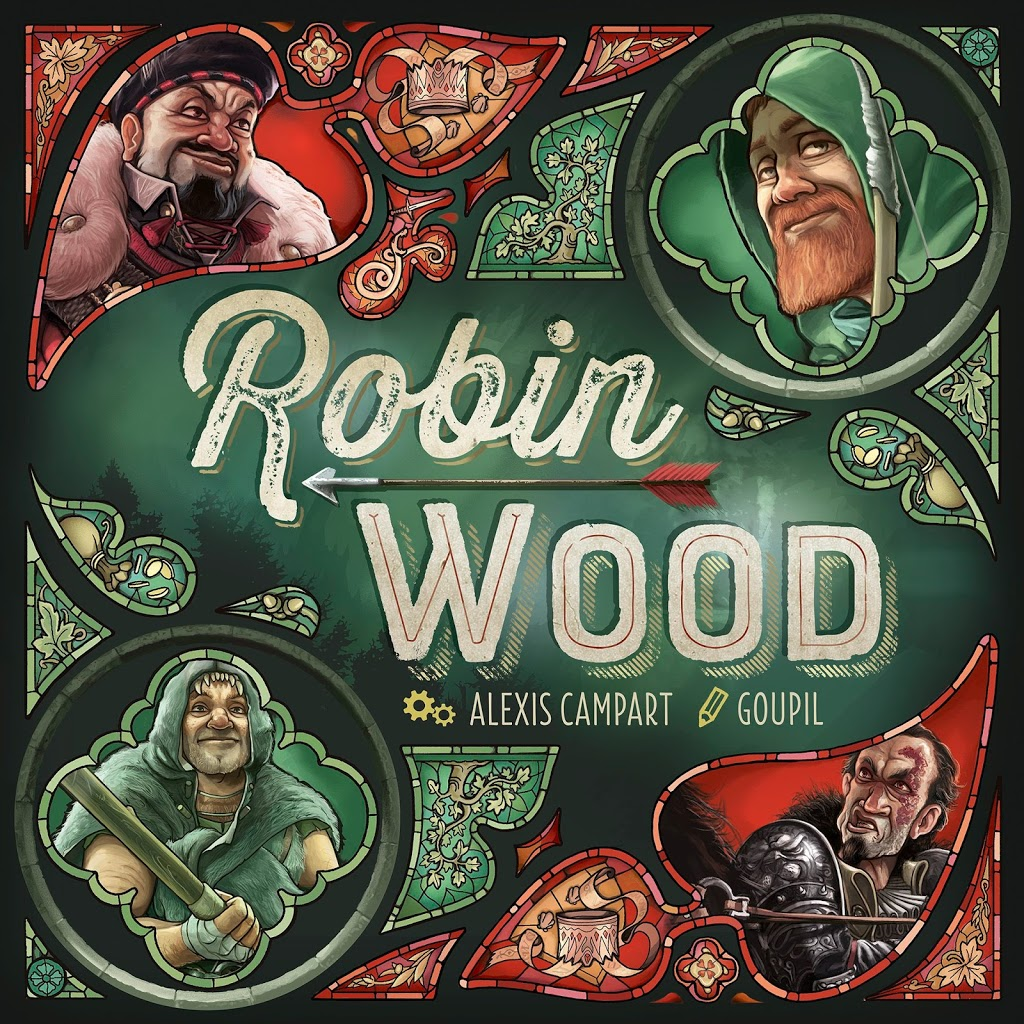 Robin Wood: Cover