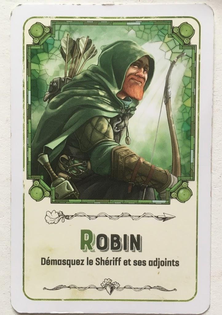 Robin Wood: Beispiel-Karte Robin Hood