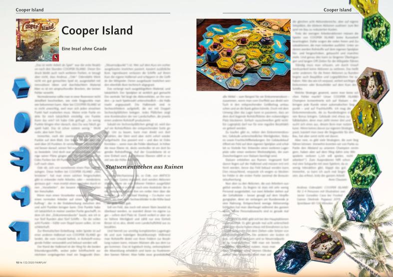Vorschaubild Fairplay 132: Cooper Island