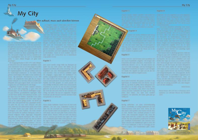 Vorschaubild Fairplay 132: My City