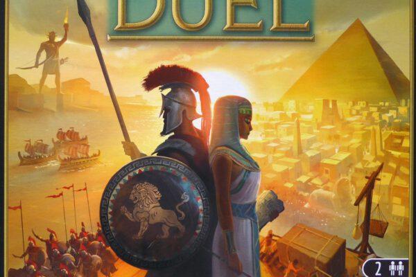 À la Carte Preis 2016: 7 Wonders Duel