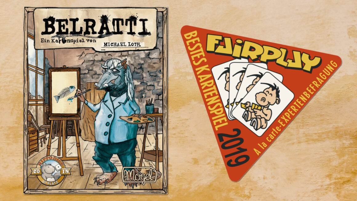 Fairplay 127 – Rezension: Belratti