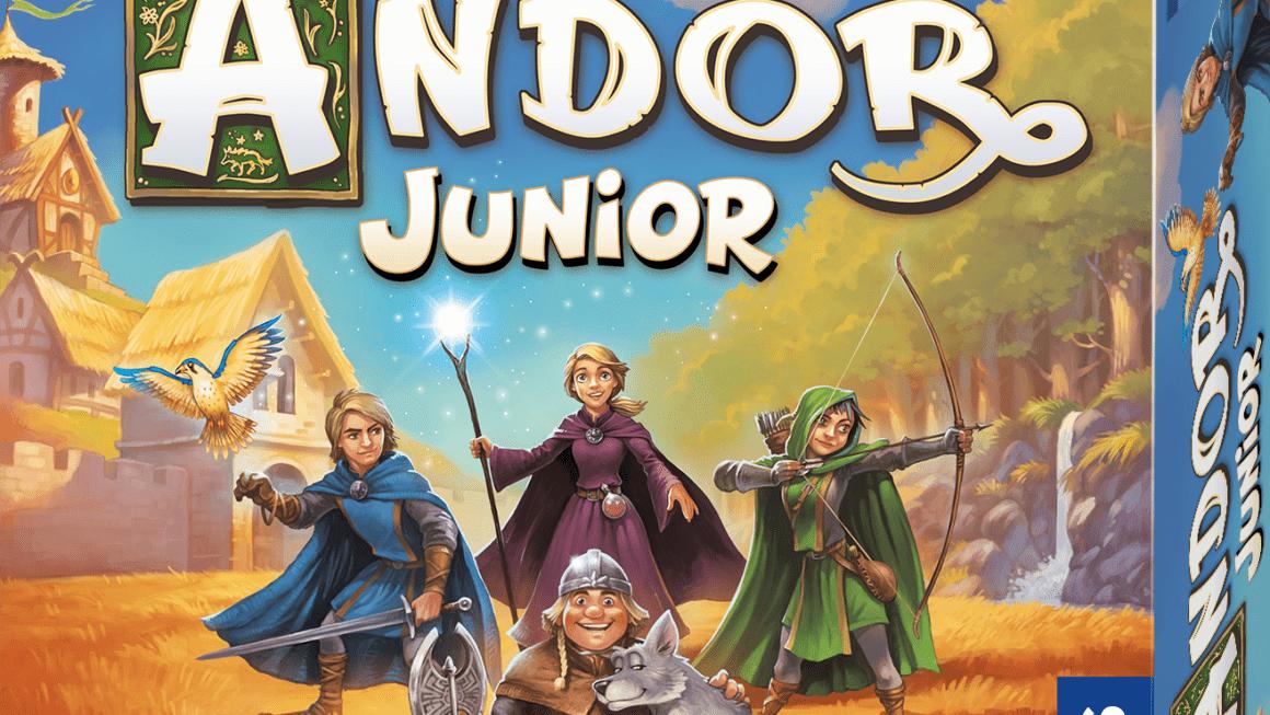 Fairplay 132 – Rezension: Andor Junior
