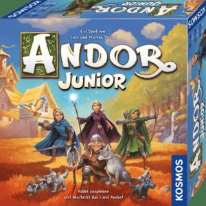 Andor Junior Cover