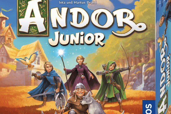 Fairplay 132 – Rezension: Andor Junior