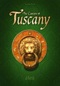 Castles of Tuscany Cover