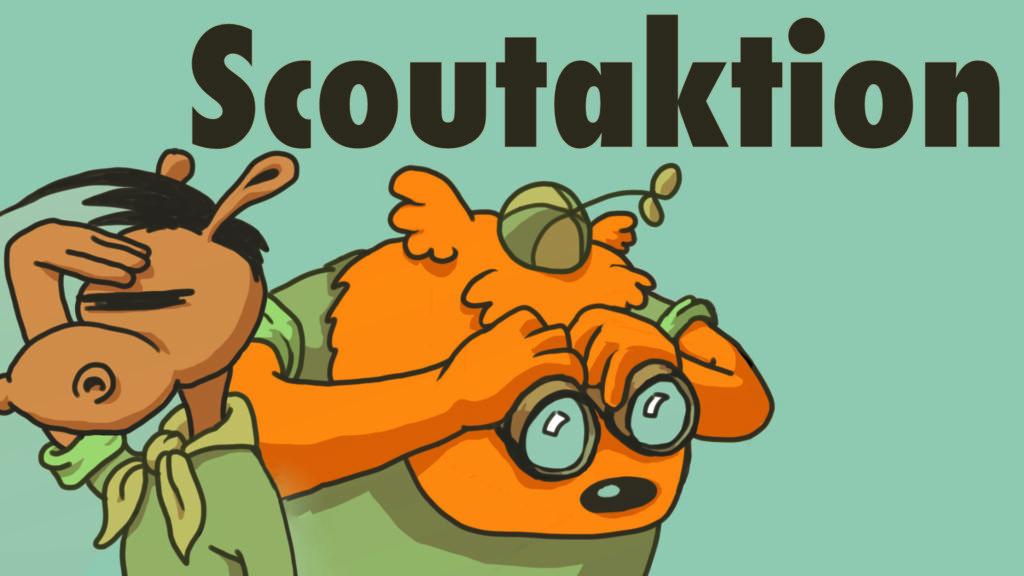 Scoutaktion Beitragsbild