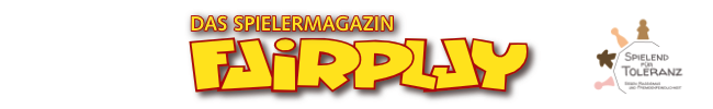 FAIRPLAY | Das Spielermagazin für Brettspiele-Rezensionen, Messeberichte und Interviews.
