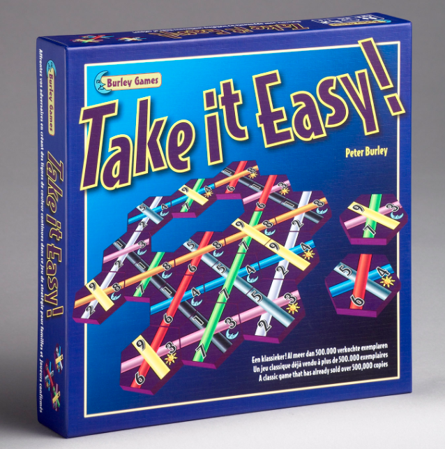 Take it Easy. Von Burley Games.