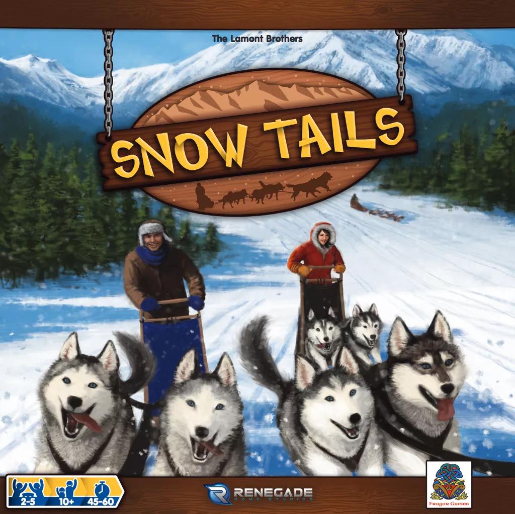 Snow Tails. Ursprünglich von Fragor. Den Lamont Brüdern.