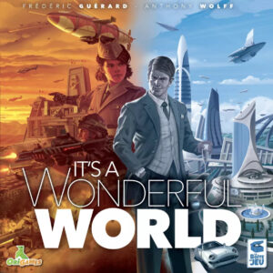 It's a Wonderful World Cover