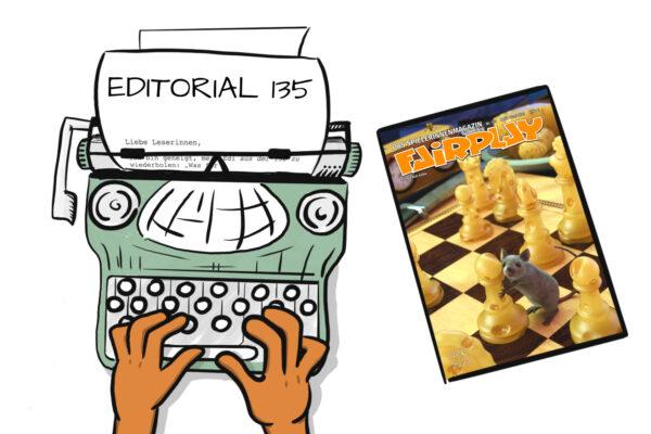 Fairplay 135 – Editorial