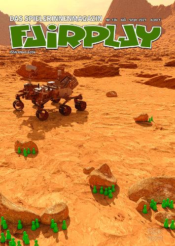 Fairplay 136 Titelbild